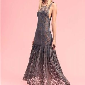 Free people Harlow lace maxi
